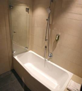 Hotelbadezimmer